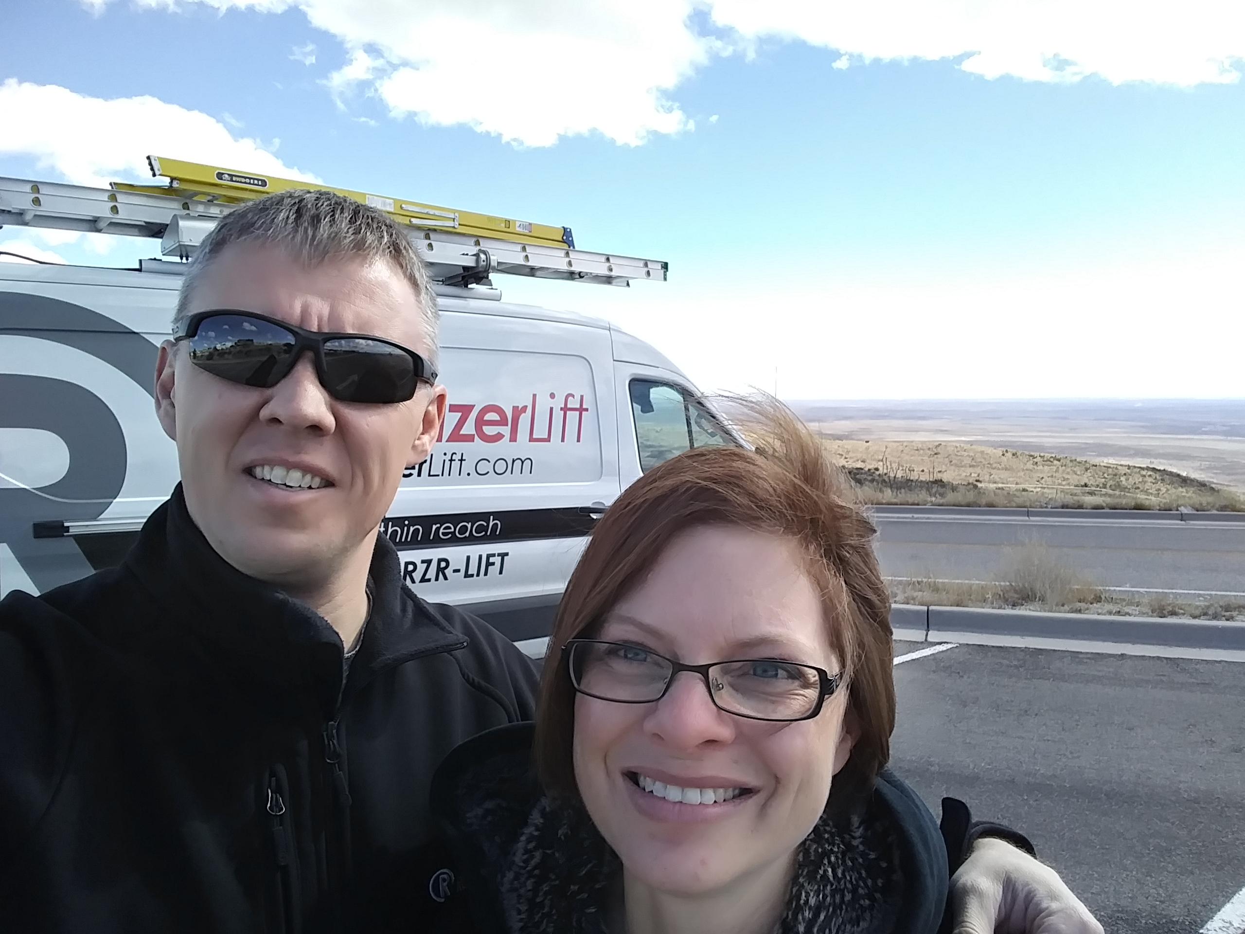 RazerLift roadtrip 2019 – my leg of the trip
